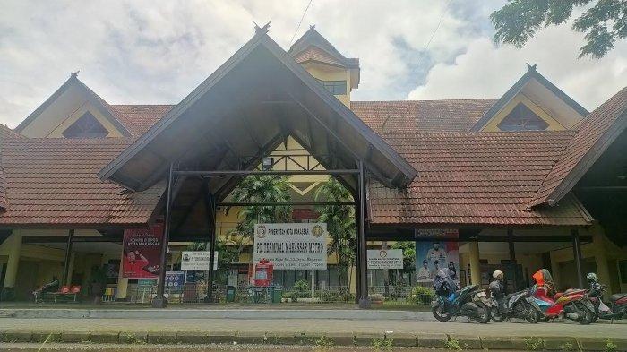Penumpang di Terminal Makassar Meningkat Selama Sepekan Ini, Sehari Ada 90 Bus