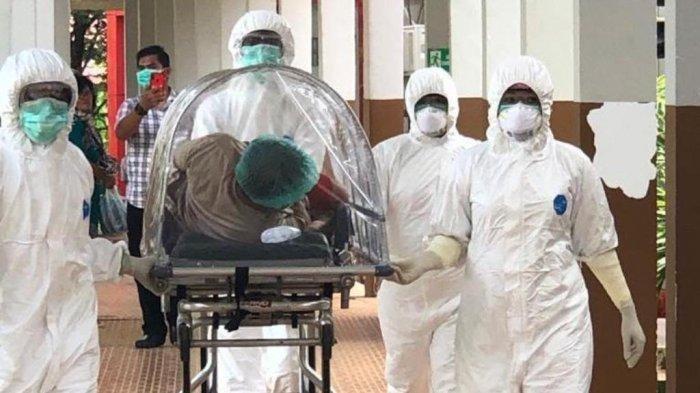 Innalillahi, PdP Virus Corona di Makassar Meninggal Dunia, Riwayat Perjalanan dan Data Singkat