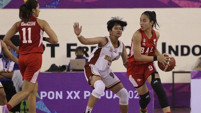 Gagal di Semifinal, Basket Putri Sulsel Masih Berpeluang Rebut Medali Perunggu PON Papua