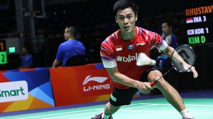 Berikut Jadwal Siaran Langsung Tim Putra di Kejuaraan Beregu Asia 2020