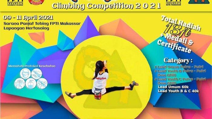 Milad ke-42, KPA Chatulystiwa Bakal Gelar Climbing Competition