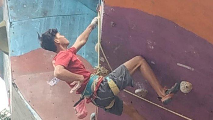 95 Peserta Ikuti Chatulystiwa Climbing Competition 2021