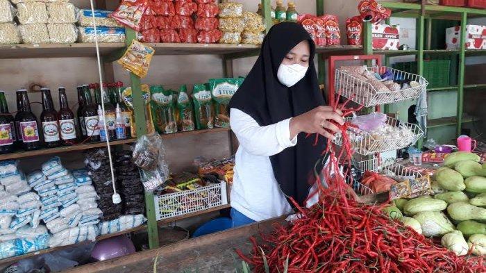 Jelang Ramadhan, Harga Cabai dan Bawang Merah Mulai Naik di Sinjai