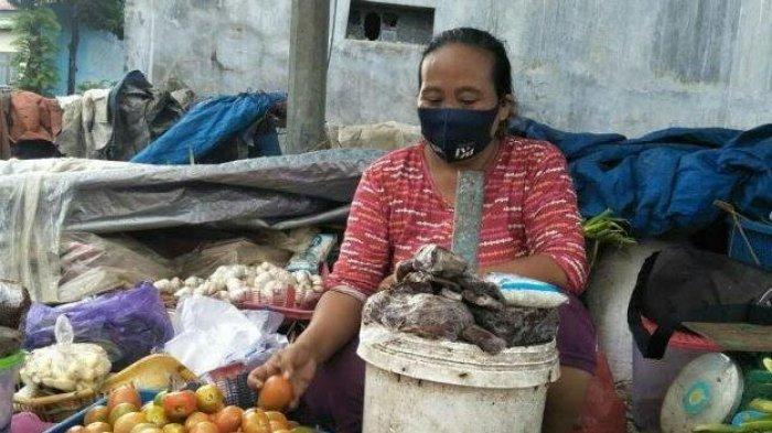 Harga Telur dan Cabe Besar Naik di Pasar Minasa Maupa Gowa