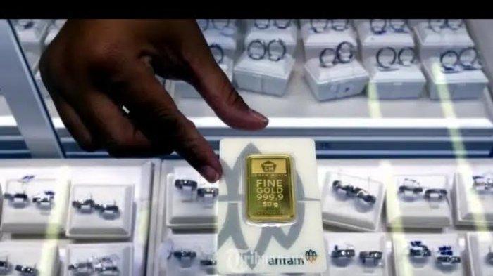 Harga Emas 1 Gram Hari Ini Tidak Berubah, Masih Dilevel Rp 923.000
