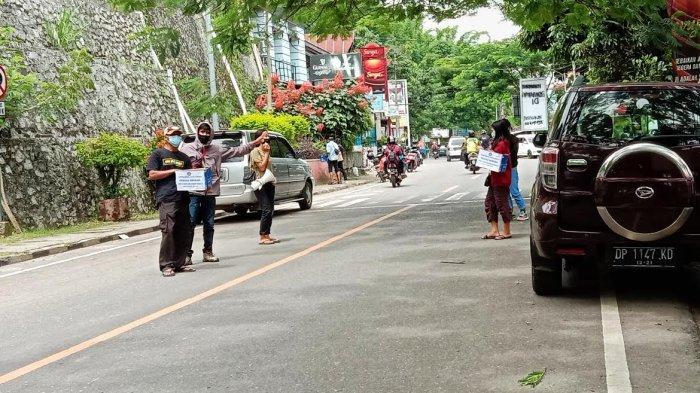 Banyak Komunitas di Tana Toraja Galang Dana Bantu Korban Gempa di Sulbar