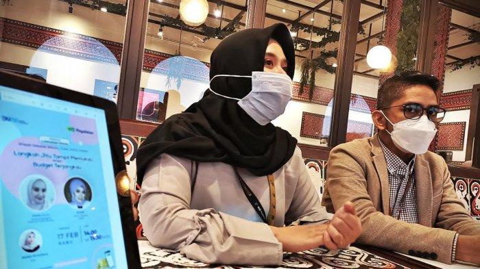 FOTO: Hari Ini Pegadaian Seminar Virtual Bertajuk Langkah Emas