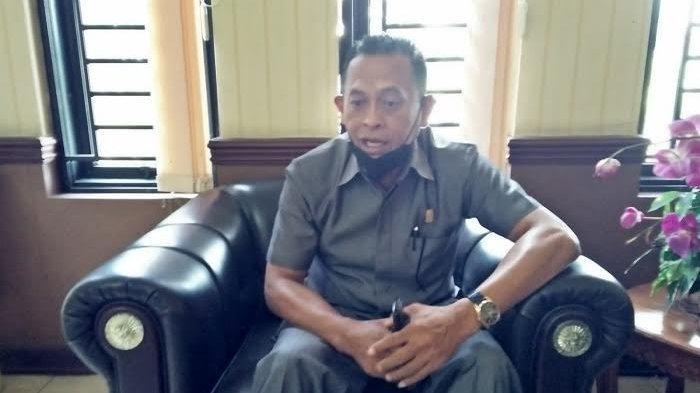 Andi Sabir Pengganti Sementara Lukman Arsal Sebagai Ketua DPRD Sinjai