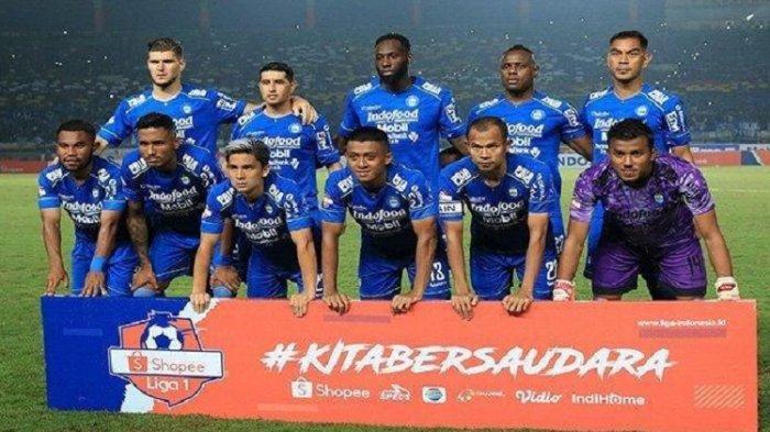 JADWAL Liga 1 2020: Pekan 8 Oktober PSM Makassar vs Persib Bandung di Sultan Agung Bantul