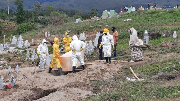 Pekuburan Covid-19 di Bilalangnge Parepare Akan Ditata Bernuansa Wisata, Ini Tujuannya