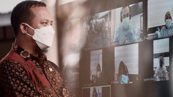 Andi Sudirman Sulaiman Atur Warna Jilbab PNS Perempuan, Berlaku di 43 OPD Pemprov Sulsel