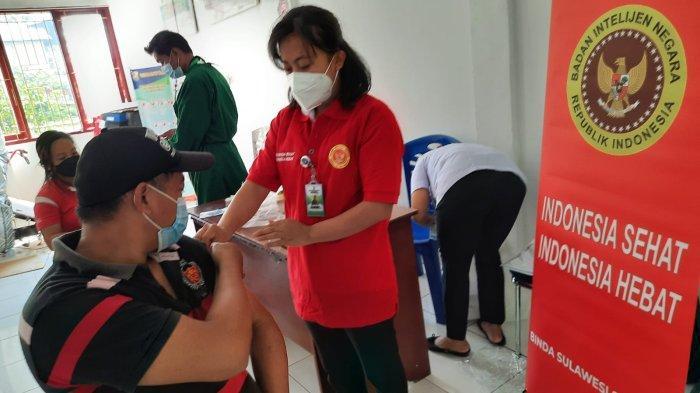 Kabinda Sulsel Bantu 5.000 Dosis Vaksin di Toraja Utara, Begini Kata Ombas