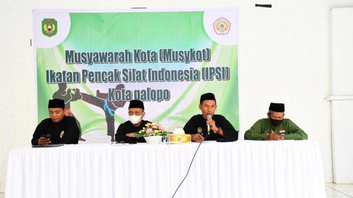 Wakil Wali Kota Palopo Rahmat Masri Bandaso Kembali Terpilih Nahkodai IPSI