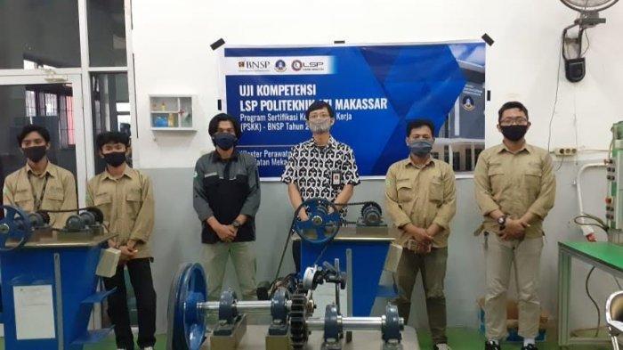 LSP Politeknik ATI Makassar Terima Perpanjangan Lisensi ke-2 dari BNSP