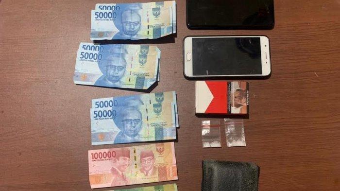 Usai Transaksi, Pengedar Sabu-sabu di Tarailu Mamuju Ditangkap Tim Phyton