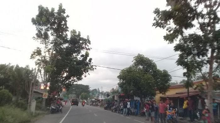 Tak Punya Arena Sirkuit, Pemuda Bulukumba Gunakan Jalan Trans Sulawesi Jadi Arena Balapan