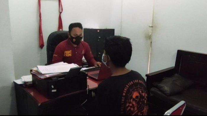 Pelaku Pemarangan di SPBU Jalan Mangga Bone Terancam 5 Tahun Penjara