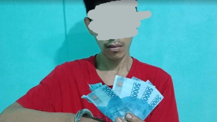 1 Warga Pasangkayu Ditangkap Karena Narkoba, Polisi Juga Temukan Uang Palsu