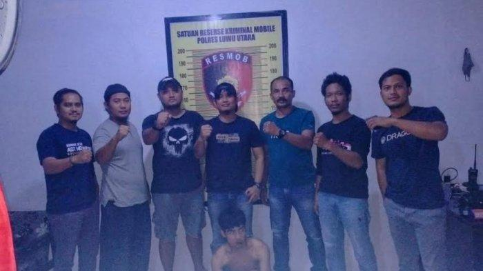 Curi Motor, Pemuda Asal Kecamatan Seko Kini Mendekam di Sel Tahanan Polres Luwu Utara
