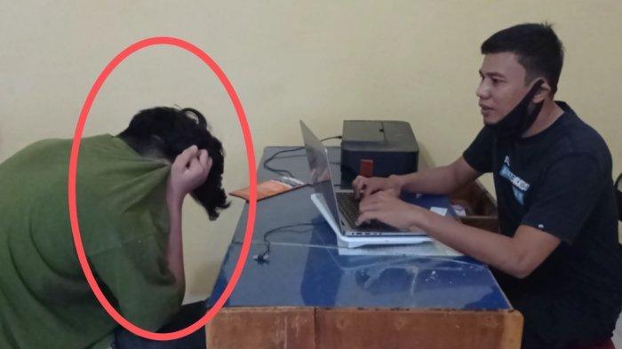4 Fakta Lukman Fahtir Cucu Durhaka di Pinrang, Curi ATM Kakek Saat Tidur & Transfer Rekening 2 Cewek