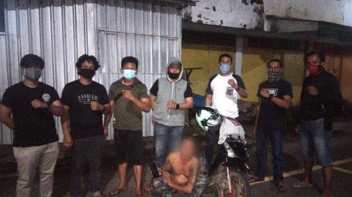 Dari Rekaman CCTV, Polisi Bekuk Pencuri Handphone di Tanete Riattang Bone