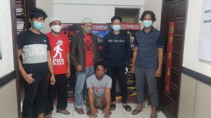 Pelaku Percobaan Pembunuhan di Rumah Empang Balantang Luwu Timur Ditangkap
