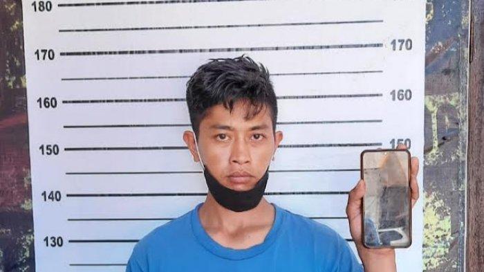 Polisi Tangkap Terduga Pelaku Pencemaran Nama Baik Bupati Jeneponto
