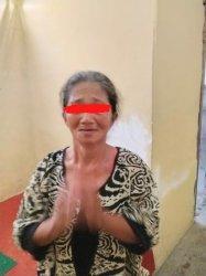 Warga Sirindu Majene Amankan Wanita Paruh Baya, Awalnya Diduga Pencuri Anak