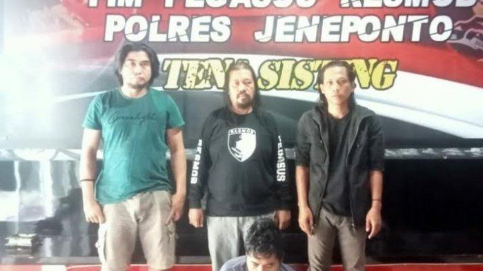 Pelaku Pencurian Laptop di Jeneponto Ditangkap di Rumah Orangtuanya