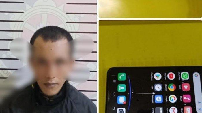 Gasak Ponsel dan Uang Jutaan Rupiah di Indekos, Saso Ditangkap Tim Resmob Polsek Manggala Makassar