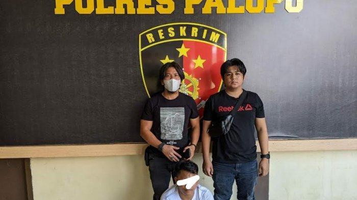 Curi Motor di Depan Kantor DPRD Palopo, Warga Sidrap Ditangkap Polisi