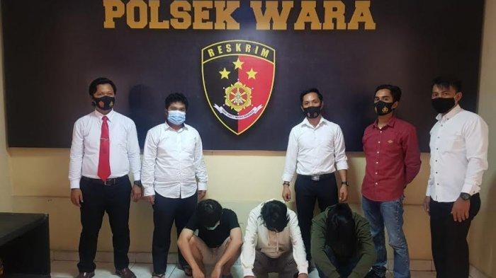 Empat Pelaku Penganiayaan di Kafe Palopo Ditangkap Polisi, Dua Orang Masih di Bawah Umur