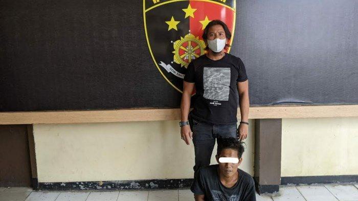 Aniaya Seorang Wanita, Buruh Bangunan di Palopo Digelandang Polisi
