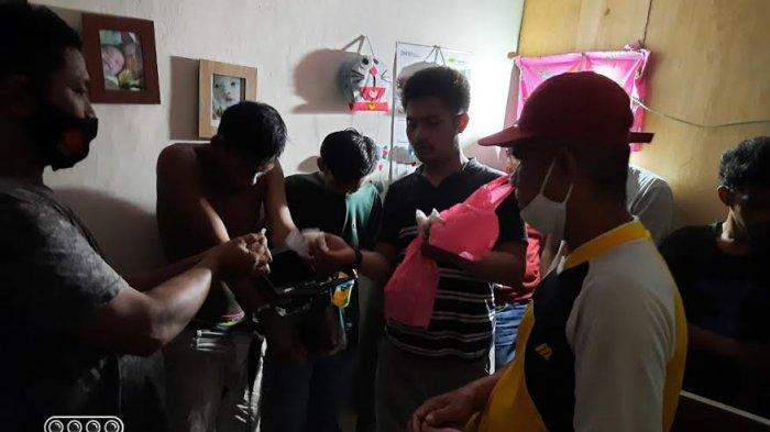 Dua Pengedar Narkoba Ditangkap di Mateng, Polisi Amankan 6 Saset Sabu & Ratusan Butir Obat Daftar G