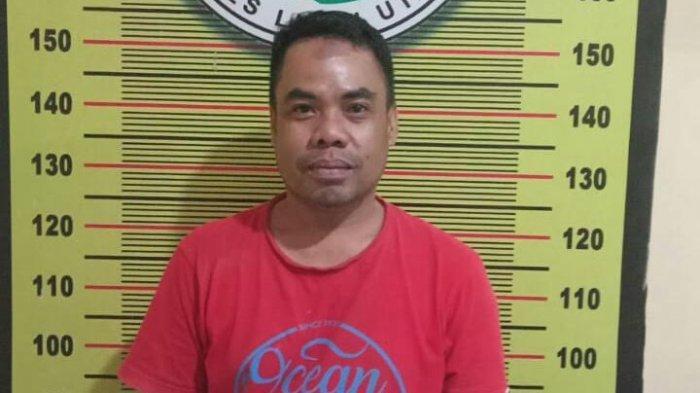 Warga Desa Mario Luwu Utara Ditangkap Saat Konsumsi Sabu