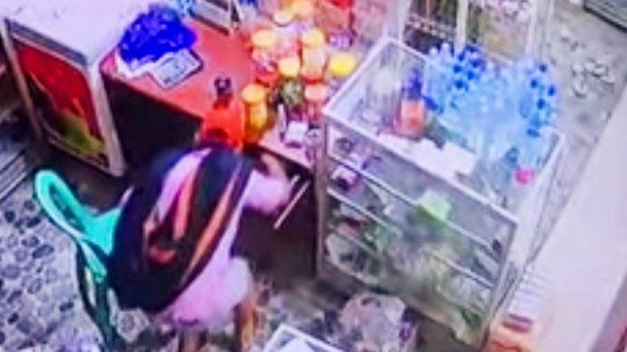 Curi Uang Rp 4,7 Juta di Toko Jesica, Kuli Bangunan di Toraja Ditangkap Polisi