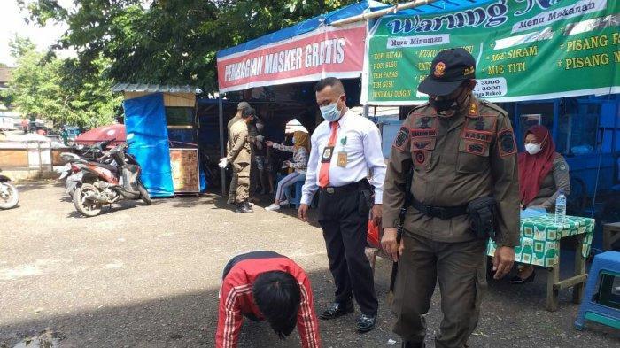 Operasi Yustisi di Gowa Hari Ini Jaring Puluhan Pelanggar