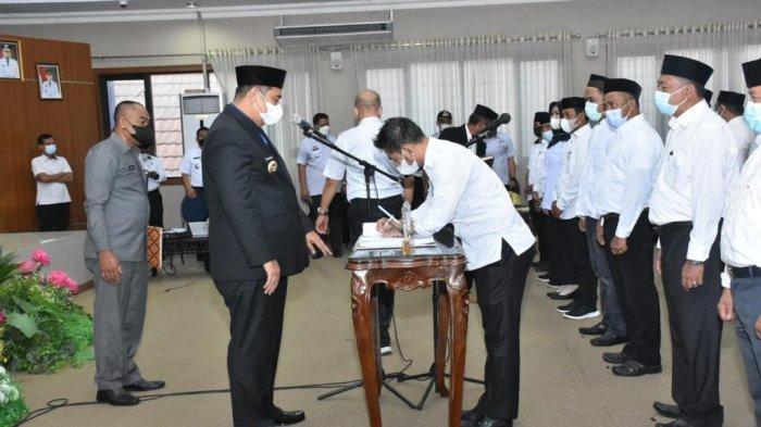 Bupati Maros Ingatkan Anggota BPD untuk Professional