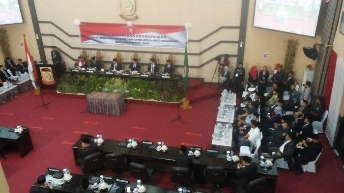 50 Legislator DPRD Makassar Resmi Dilantik, Berikut Nama-Nama Petahana dan Pendatang Baru