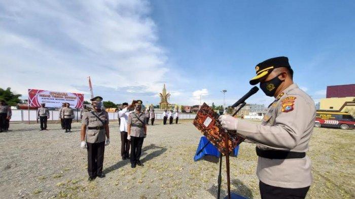 Kapolsek Budong-budong Mamuju Tengah Dimutasi, Ini Penggantinya