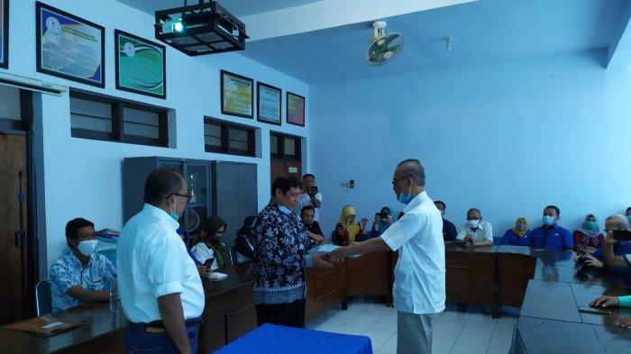 Ibrahim Alumni Pertama Terpilih Nahkodai STIE YPUP 2020-2024