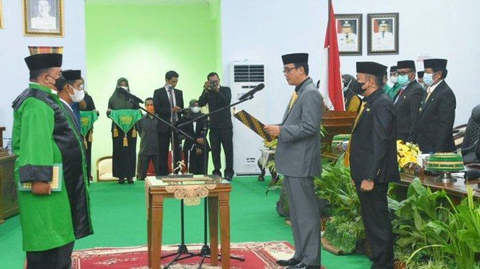 Gantikan Ma'wa Syamsu, Mursalin Resmi Jadi PAW Anggota DPRD Soppeng