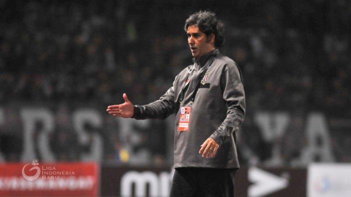Begini Penilaian Pelatih Bali United Terhadap PSM Makassar