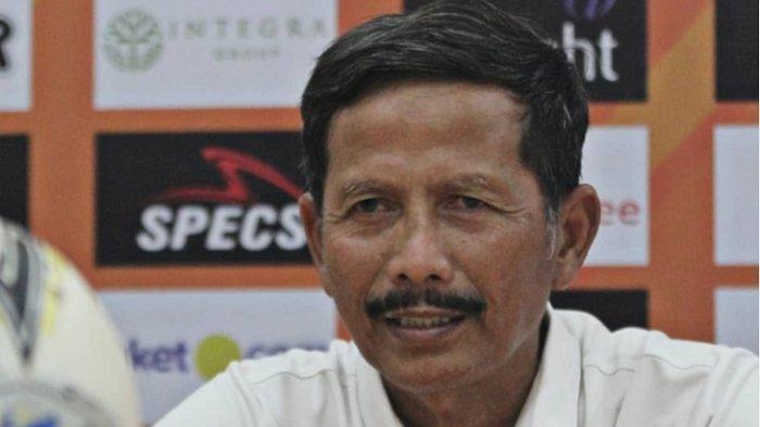 Tak Hanya Jadi Pelatih, Legenda Persib Bandung Djadjang Nurdjaman Ajak Pemain Bisnis Properti