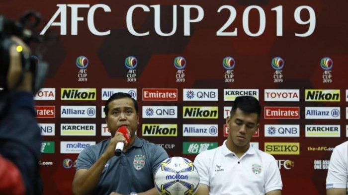 Leg ke-2 Semifinal Piala AFC, Tiga Pemain PSM Makassar Dapat Perhatian Khusus Pelatih Becamex
