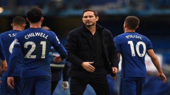 Jadwal Live Streaming Chelsea vs Man City Liga Inggris, Inkonsistensi The Blues dan Nasib Lampard