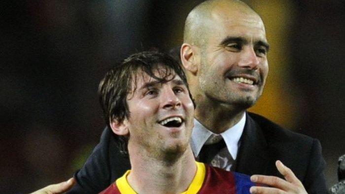 Pep Guardiola Cari Striker Setajam Messi, Mampu Cetak 50 Gol Setiap Musim di Manchester City