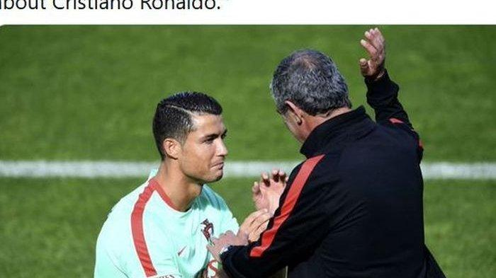 Jelang EURO 2020, Pelatih Minta Cristiano Ronaldo Harus Pahami Aturan di Timnas Portugal