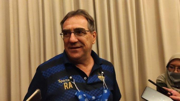 Nasib Robert Alberts di Ujung Tanduk, Manajemen Persib Akan Lakukan Evaluasi Kepelatihan