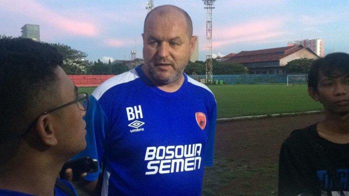 Stadion Mattoanging Makassar Memanas, Bojan Hodak Tinjau Lapangan AURI